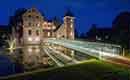 Nieuwe Glazen Toegangsbrug Siert Entree Museum MORE