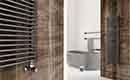 Badia verwarmt de natuurlijke badkamer