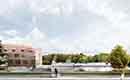 Futuristische nieuwbouw voor provinciale school avAnt in Deurne