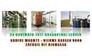 Studiedag: Groene warmte - nieuwe kansen voor energie uit biomassa