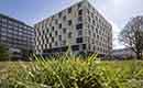 Hoogwaardige SIP-gevel voor studentenwoningen Campus Woudestein