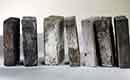 Metaal-serie gevelbakstenen met grijze nuances uitgebreid