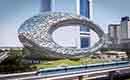 Bouw Museum van de Toekomst in Dubai bereikt mijlpaal