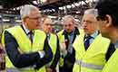BMP presenteert memorandum aan vice-eersteminister Kris Peeters
