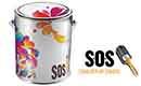 Het is vandaag nationale actiedag SOS-Schilder op School