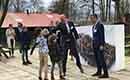 Start bouw Watertuinen in Esse Zoom te Nieuwerkerk aan den IJssel