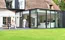 Renovatiedag: Moderne uitbouw in glas