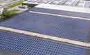 Inhuldiging Deceuninck zonnepanelenpark door Minister Tommelein