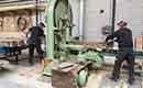 Velux verwerkt 100 jaar oud hout tot nieuwe dakramen