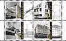 Nederland brengt postzegels met markante gebouwen uit