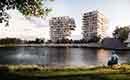 Bouw van iconische Waterfront-woontorens start in het voorjaar