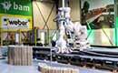 Weber Beamix en BAM Infra openen 3D betonprintfaciliteit