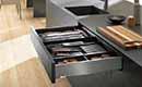 RIP legplank, de moderne keuken wil lades!