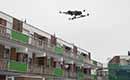 Primeur in Nederland: Woninginspecties met drones