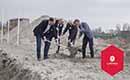 Start bouw tweede fase van Lanenrijk in Diemen