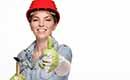 Ook in de bouw steeds meer vrouwelijke werknemers