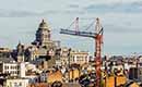 Brussel vijfde duurste hoofdstad van Europa om te bouwen