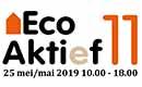 Infodag over ecologisch (ver)bouwen op 25 mei