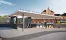 Hans van Heeswijk architecten wint architectenselectie Station Geldermalsen