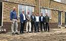 Nieuwe woonbuurt in Waalwijk volledig is energieneutraal