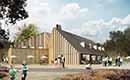 Nederlandse Koning opent Park Paviljoen Hoge Veluwe