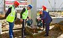 Bolckmans NV uit Hoogstraten bouwt groot distributiecentrum in Roosendaal