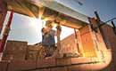 Amper 1 op de 5 bouwbedrijven nog helemaal actief