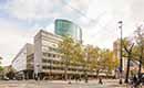 Gevelrenovatie markeert start zichtbare verbouwing World Trade Center Rotterdam