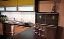 Het summum van een moderne keuken: een stijlvolle wijnkast