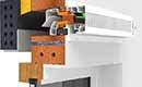 Duco ventilatieroosters geven voldoende ventilatie