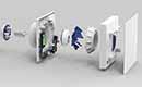 Renson lanceert decentrale ventilatie-unit met CO2-meting en autokalibratie