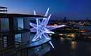Versluys Groep verrast Oostende met grootste licht ster van België