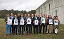 Kamp Circulair bouwt eerste volledig circulair gebouwde bedrijfsgebouw van België