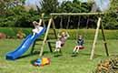 Hoe maak je de tuin kindvriendelijk?