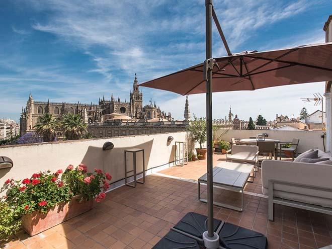 8. Penthouse Sevilla